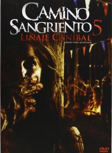 Camino Sangriento 5 (Import Movie) (European Format - Zone 2) (2012) Camilla Arfwedson; Roxanne Mckee; Simo