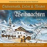 Weihnachten-Stubenmusik,Lieder & Weisen 5 - Various