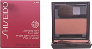 Shiseido Luminizing Satin Face Color, No.Or308 Starfish, 0.22 Ounce