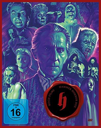 Hammer - Horror Box [Blu-ray]