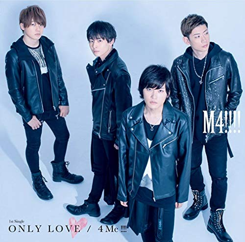 [Single]ONLY LOVE/4 Me!!!! - M4!!!![FLAC + MP3]