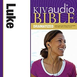 KJV Audio Bible: Luke (Dramatized) cover art