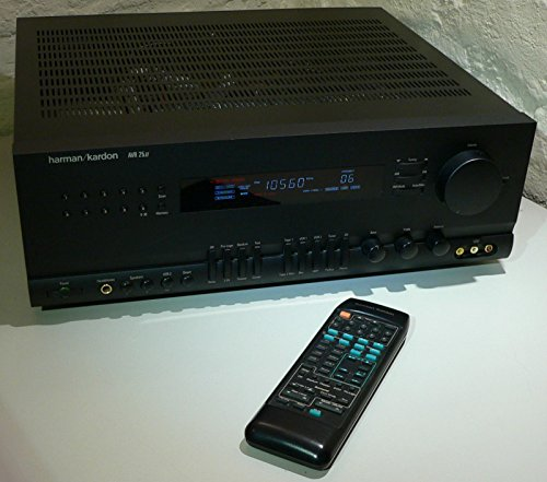 Find Discount Harman Kardon AVR 25II 5.1 Channel 600 Watt Receiver