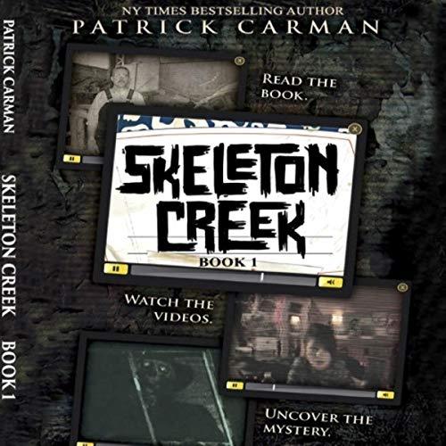 Skeleton Creek cover art