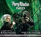 Plaschka, O: Perry Rhodan NEO 67 - 68/2 MP3-CDs