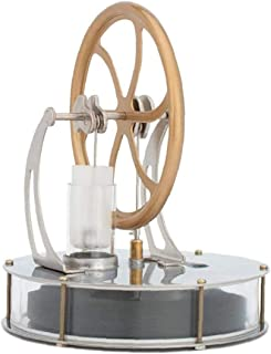 مجموعة لعبة نموذج التعليم الحراري محرك محرك استرلينغ بالحرارة.