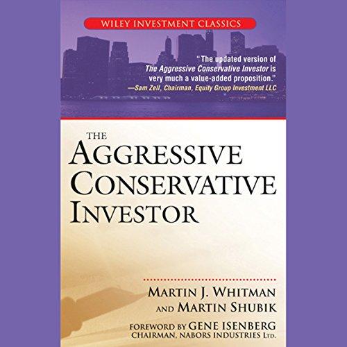The Aggressive Conservative Investor  Audiolibri