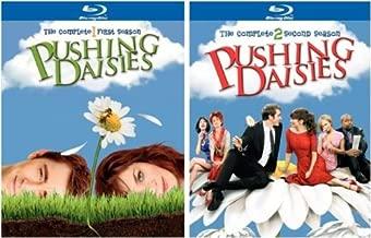 Pushing Daisies: Seasons 1 & 2 [Blu-ray]