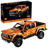LEGO 42126 Technic Maqueta de Coche para Construir del Ford F-150 Raptor para Adultos, Modelo para Coleccionistas