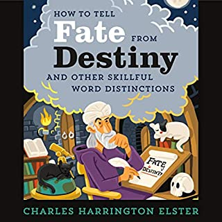 How to Tell Fate from Destiny audiobook cover art