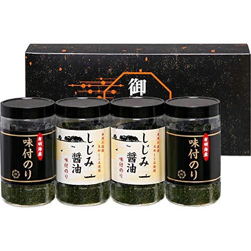 有明海産&しじみ醤油味付のり ( 700-5577r )