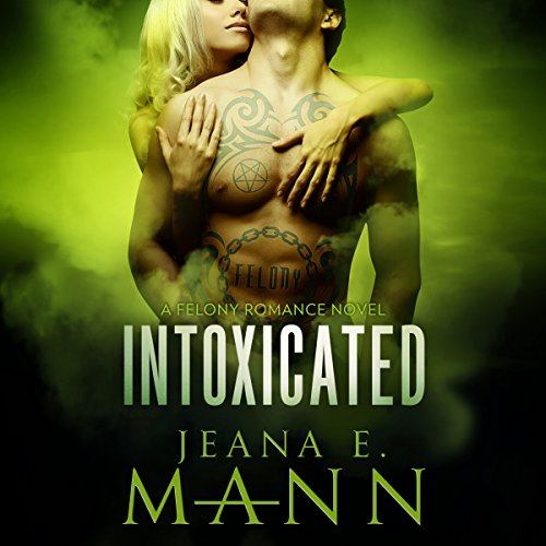 Intoxicated audiobook cover art