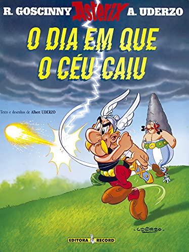 Asterix - O Dia Em Que O Céu Caiu - Volume 33