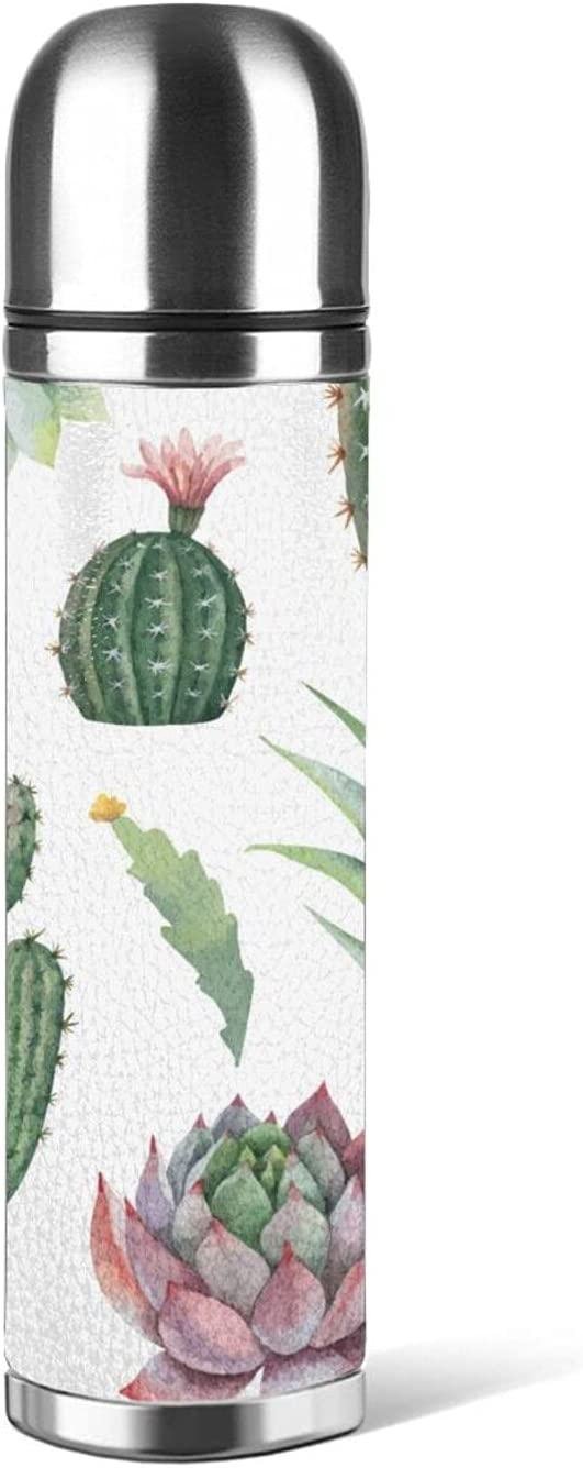 Cacti And Louisville-Jefferson County Mall Succulents Double Walled Water Stainless New Orleans Mall Steel Thermos