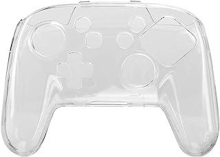 Taidda- Protezione Shell Antiscivolo Trasparente, Custodia Gamepad in Cristallo Protezione Shell Antiscivolo Trasparente p...