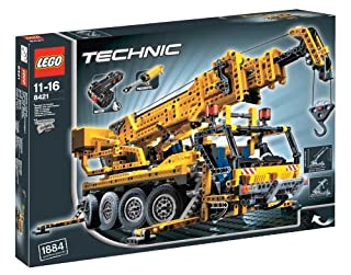 LEGO Technic 8421 - Pneumatik Kranwagen mit Motor (B00097E4JW) | Amazon price tracker / tracking, Amazon price history charts, Amazon price watches, Amazon price drop alerts