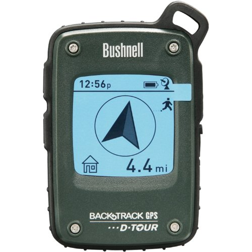 Buy Bushnell 360310 D-Tour GPS Receiver, Green