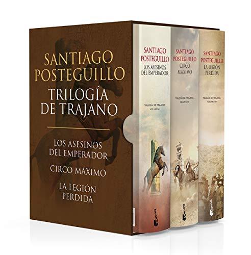 haz tu compra libros de santiago posteguillo  online
