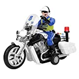 Lernspielzeug Auto Geschichte Motorrad, Motorradspielzeug, elektrische Hochgeschwindigkeit für...