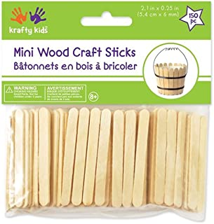 mini popsicle stick crafts