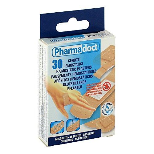 Blutstillende sterile Pflaster, 30 St