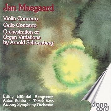 Jan Maegaard: Violin and Cello Concerto