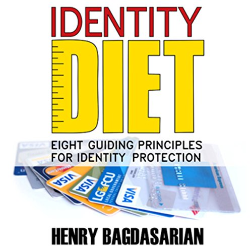 Identity Diet audiobook cover art