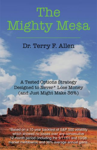 The Mighty Mesa: A Tested Options Strategy Designed to Never* Lose Money (and Just Might Make 36{e455b659f9504fc858081ae4c7a01b6e1a7827bb0148076b2e760479afecb188})