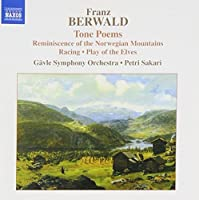 Berwald: Reminiscence of the Norwegian Mountains / Foot-Race / Play of the Elves (2005-07-19)