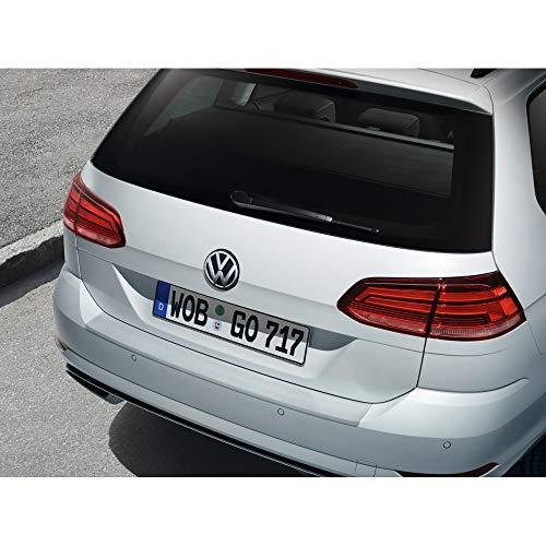 Preisvergleich Produktbild Volkswagen 5G9061197A Ladekantenschutzfolie Stoßfänger Schutzfolie,  transparent (nur Variant / nur Facelift ab MJ 2017)