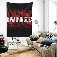 ウォーキング・デッド (4) 北欧タペストリー 壁掛け リビングルーム ベッドルーム 部屋 おしゃれインテリア雑貨 子供 誕生日 パーティー 記念日 個性ギフト