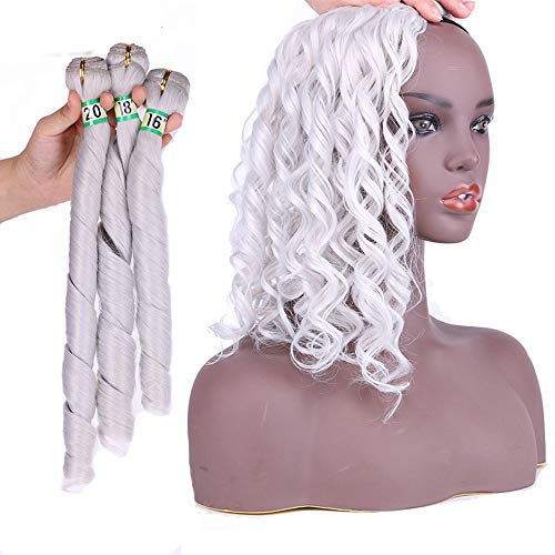 Souple Fashian Synthetic Hair Weave 16\