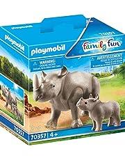 PLAYMOBIL 70357 Noshörningar Leksak