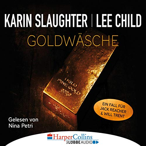 Goldwäsche audiobook cover art