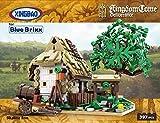 BlueBrixx 11004 – Kingdom Come Deliverance, Skalitz Inn mit 397 Bauelementen. Kompatibel mit Lego. Lieferung in Originalverpackung.
