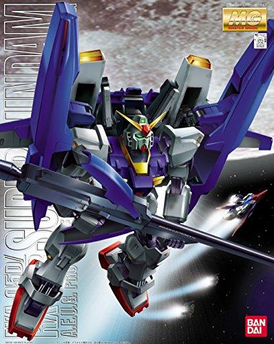 FXA-05D/RX-178 Super Gundam GUNPLA MG Master Grade Z Gundam 1/100