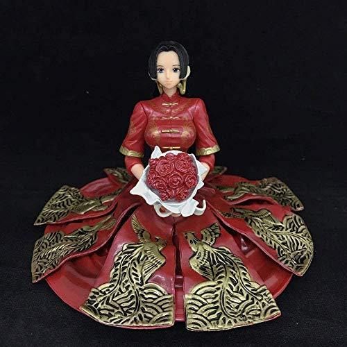 One Piece Anime Shape Story Kimono Hanayome Empress Figure Figure Doll Decoration Premium Version Statue Doll Sculpture Toy Decoration Model Doll Height 10cm