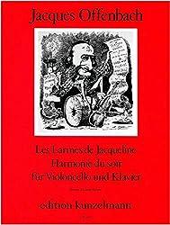 OFFENBACH - Les Larmes de Jacqueline et Harmonie du Soire pour Violoncello et Piano (Thomas Mifune)