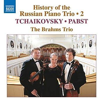 History of the Russian Piano Trio, Vol. 2