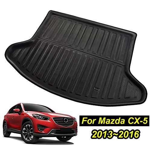 rmg-distribuzione 1801 Coprisedili per Mazda CX-5 compatibili con Modelli 2017-in Poi 2011-2017 Colore Nero Grigio
