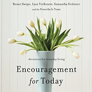 Encouragement for Today cover art