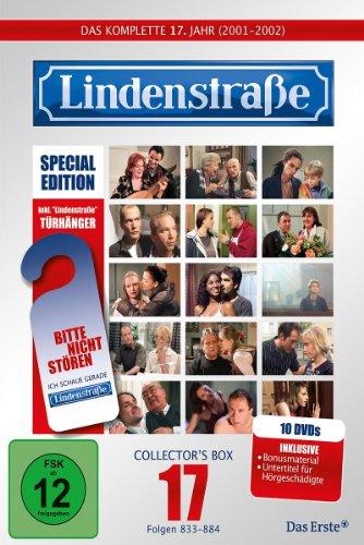 Lindenstraße - Das komplette 17. Jahr (Ltd. Edition mit Türhänger) (10 DVDs)