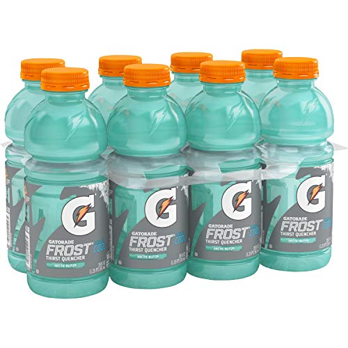 Gatorade Thirst Quencher, Frost Arctic Blitz, 20 Ounce (Pack of 8)