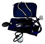 Best Blood Pressure Cuff And Stethoscope Kits - Dixie EMS Blood Pressure and Sprague Stethoscope Kit Review