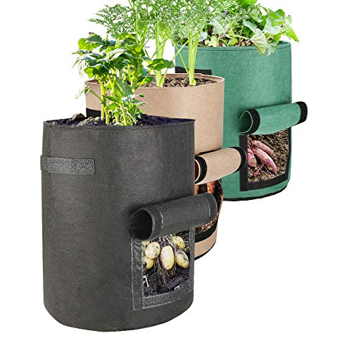 Futone Grow Bags, Potato Planter Bags