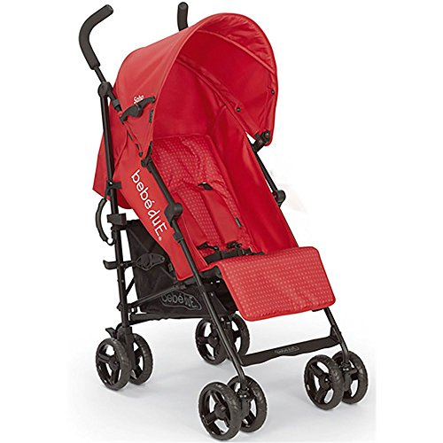 SILLA DE PASEO SOHO RED