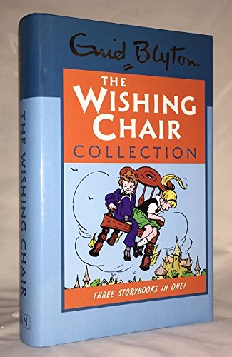 The Enid Blyton Collection: 'Adventures of the Wishing Chair', 'Wishing Chair Again' and 'Stories for Bedtime'