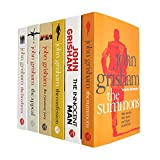 John Grisham Collection 6 Books Set (The Appeal, The Brethren, The Runaway Jury, The Confession, The Innocent Man, The Summons)