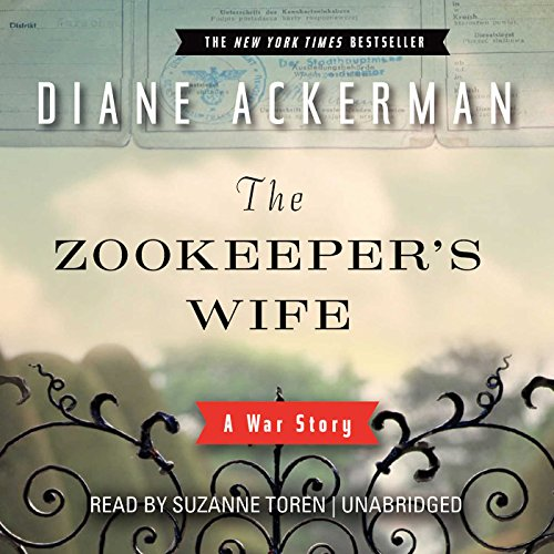 The Zookeeper's Wife cover art