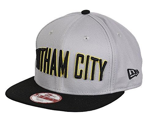 New Era Gotham City Hero Casquette Snapback (Gris) - Small / Medium